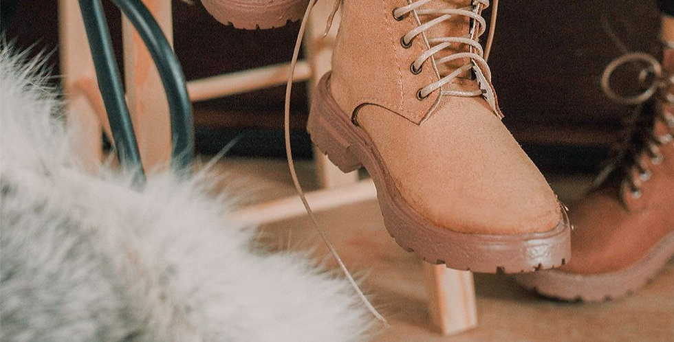 Martin Boots by Blackkbbo
