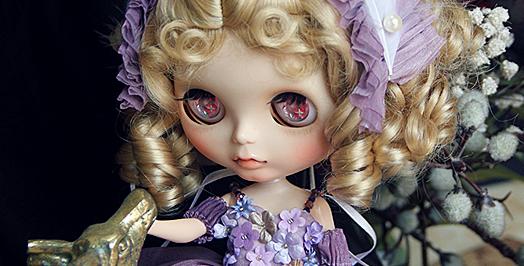 Purple by F.S.P