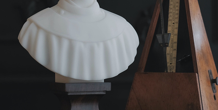 Choirboy Bust  by AtelierMilou