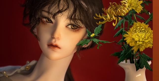 Winter Solstice•Qing (Body 63cm)