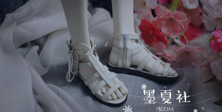 Sandals by MOCHA