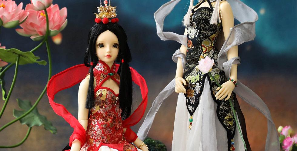 Goldfish Princess by Biscuit Doll Workshop