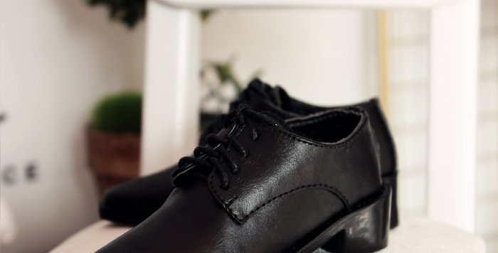Gentleman Shoes by MOMO