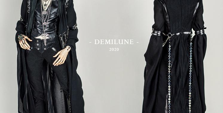 DEMILUNE by ASD