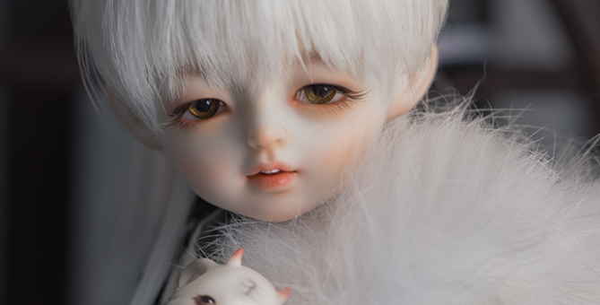 Little Wei Huo Hu (Body 26cm)