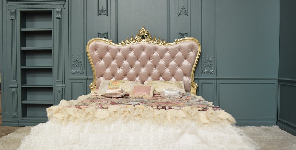 Luxury Vintage Bed by Swingbjd