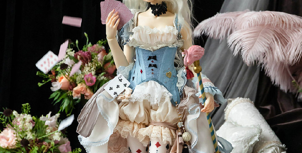 Forever Alice by Biscuit Doll Workshop