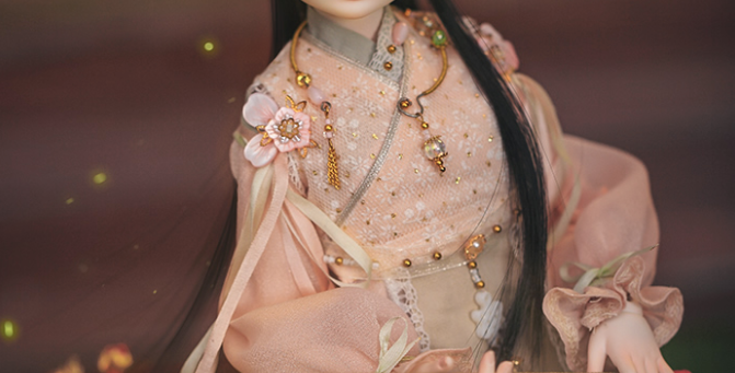 Autumn-Yue (Body 43cm)