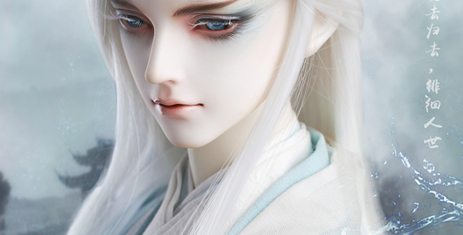 God of Water·MiaoJun (Body 73cm)