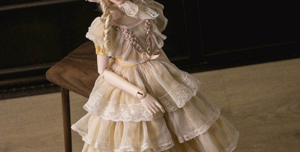 Yellow Dream by YUYU Doll