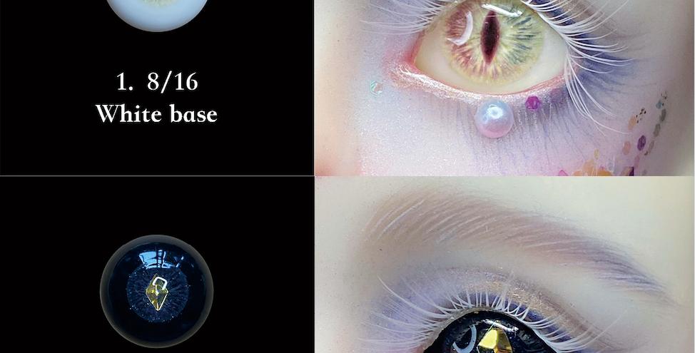 ONE OFF resin eye by VanillaAnn