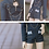 Thumbnail: Jean jumpsuit shorts - B.I.A