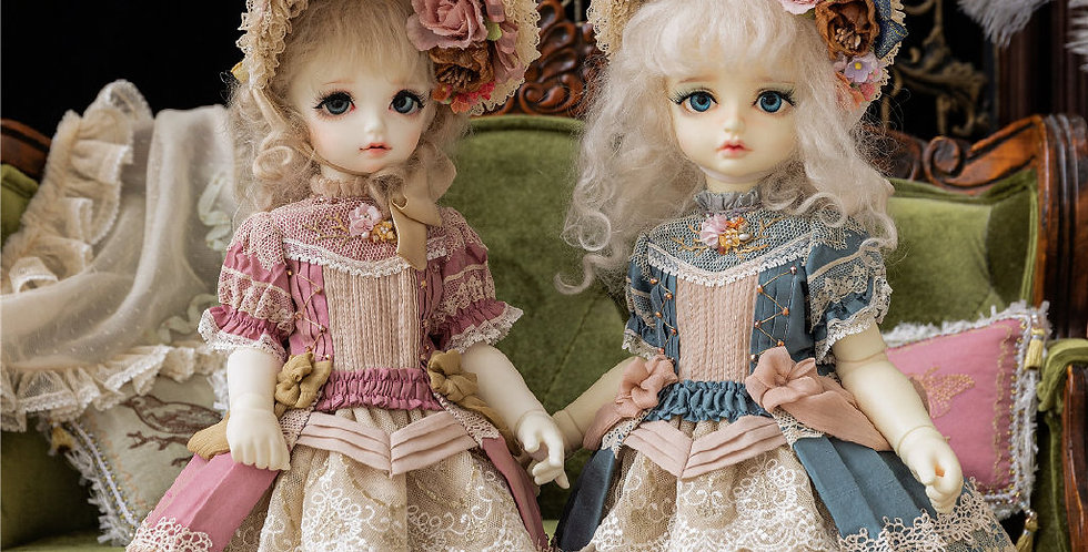 Girls from Alps by Biscuit Doll Workshop