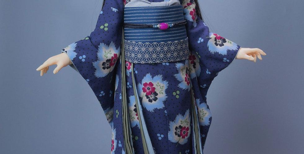 Blue Maple by Kimonoboys