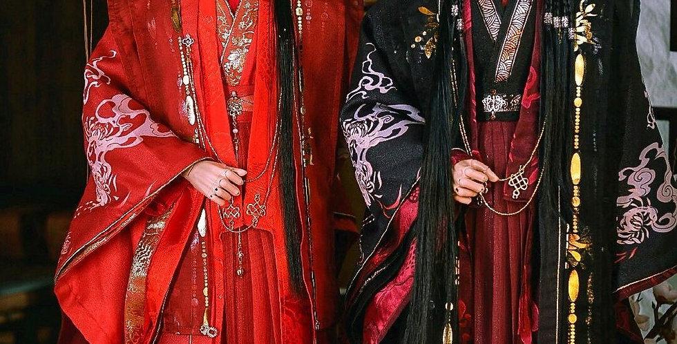 Lu Shu (Wedding Outfit) by Hua Shan
