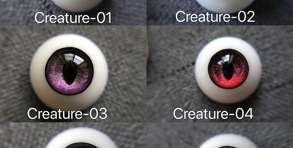 Creature Collection by Luo Jiao Xia