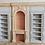 Thumbnail: Fireplace & Bookcase by Swingbjd