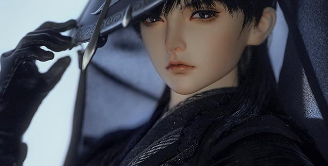 Evil Creature Qiong Qi Human Version-Kui Jie (Body 68)