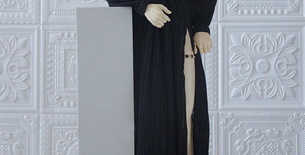 Long V Dress by Q.Q.T.Y