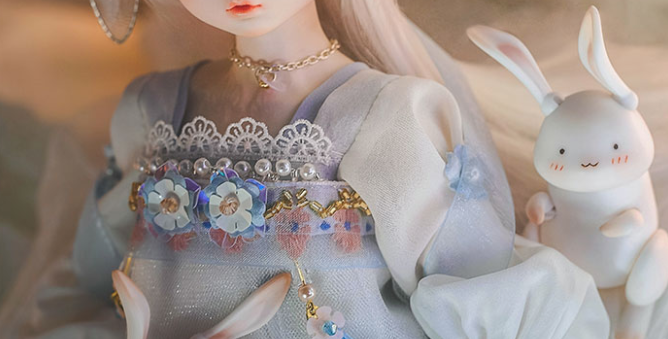 Moon Fairy•Yue (Body 42cm)