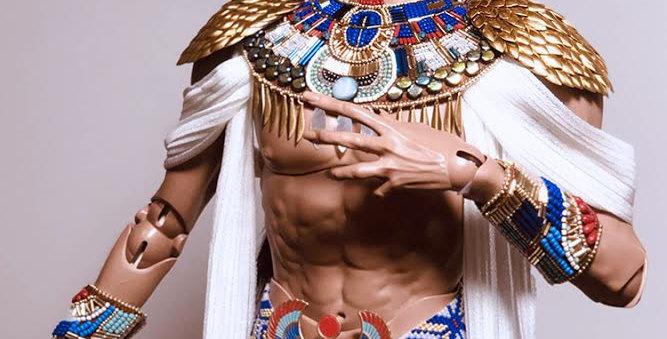 Horus Ver.God of the sky