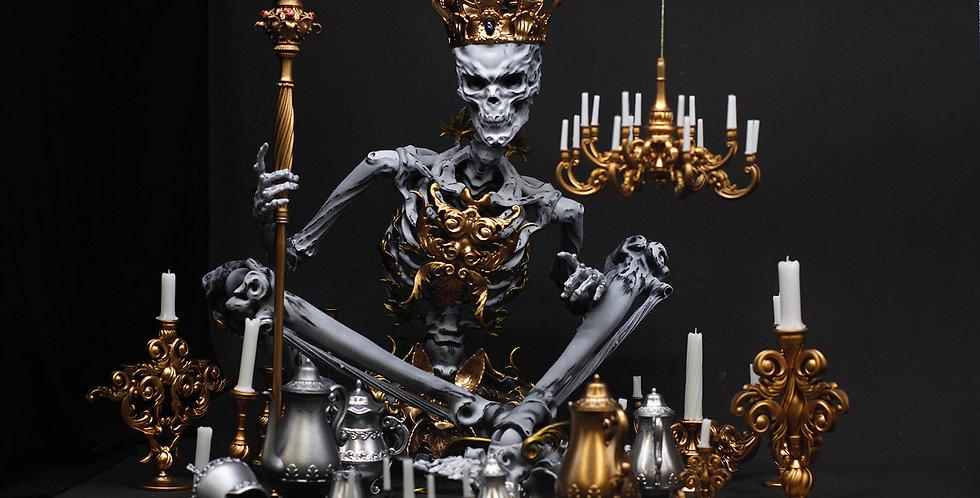 Skeleton King by YUYU Doll
