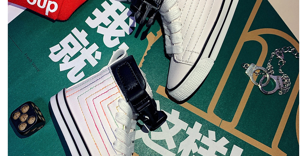 Skate shoes by Meetto Doll