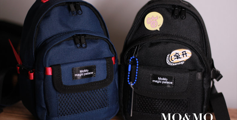 Backpack by MOMO