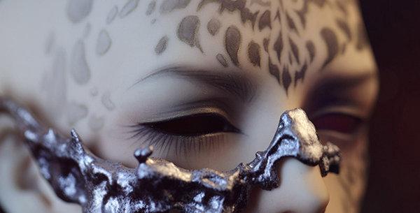 Mask of Shadow Dragon by QC Studio
