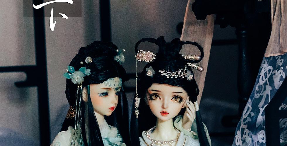 Qing Qing & Yao Yao by S.D.X