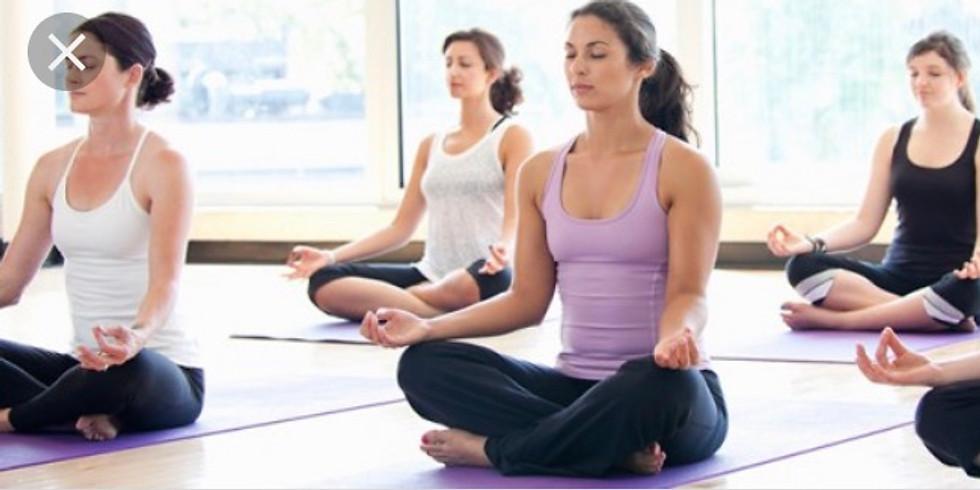 Yoga with Cyndy at OmmspaceNY 7:30p