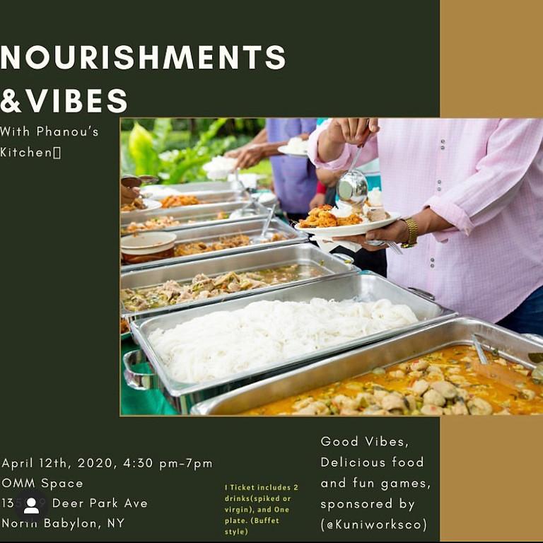 Nourishments & Vibes