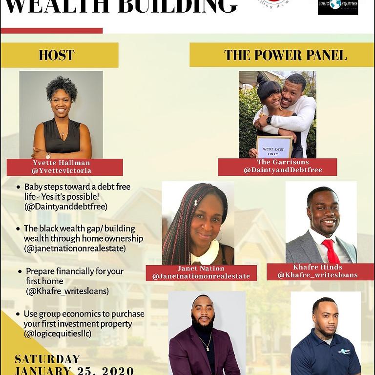 Real Estate Wealth & Building!