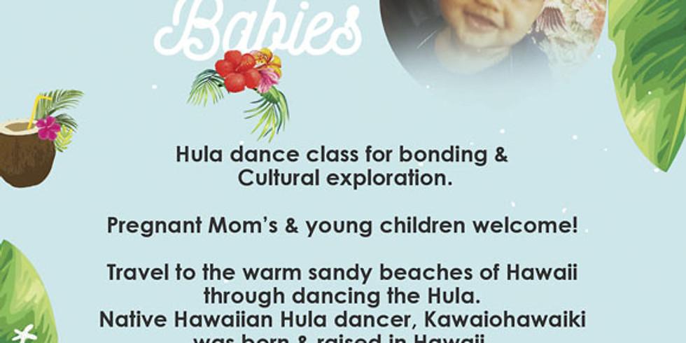 Hula baby time!!