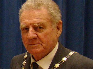 Councillor Ken Avey passes away, 25th June 2014