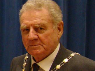 Councillor Ken Avey passes away, 25th June 2014