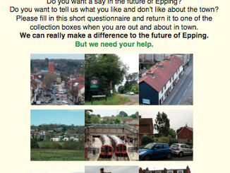 Epping Together Your Town: Your Say Household Questionnaires