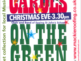 Carols on The Green - Christmas Eve 3.30pm