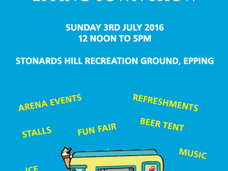 Epping Town Show Sunday 3rd July 2016 Stonards Hill Recreation Ground