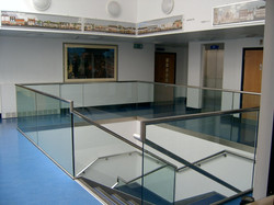 Epping Hall Stairwell