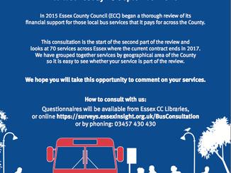 Local bus consultation