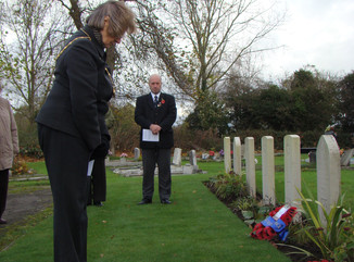 Dedication of the Garden of Remembrance