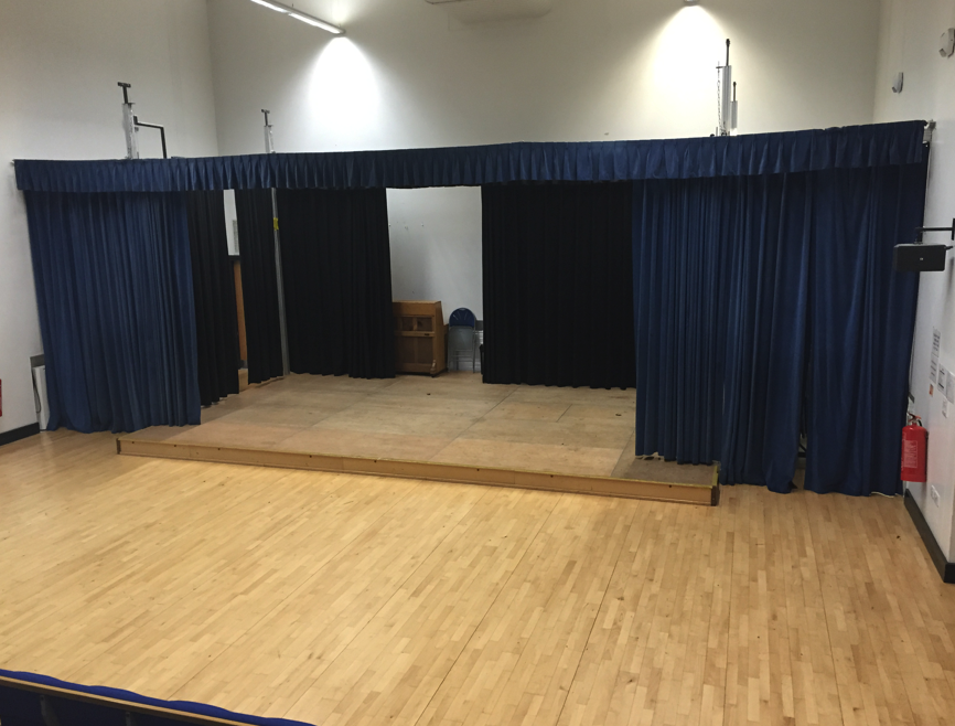 Epping Hall Stage