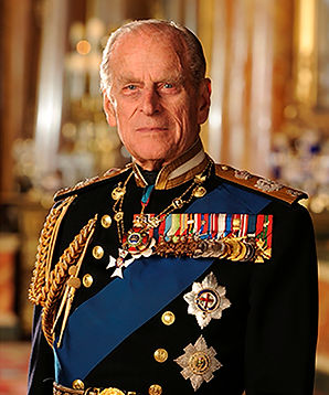 HRH The Duke of Edinburgh ONLINE USE ONL
