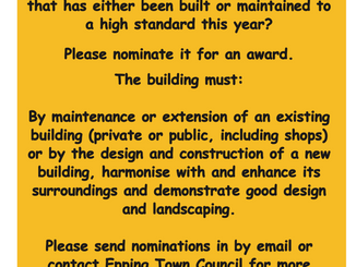 Civic Award Scheme 2016