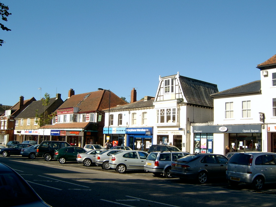 West side of High St.JPG