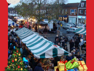 Epping Christmas Market 1st December 2017