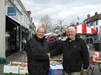 Market Superintendent retires after 22 years