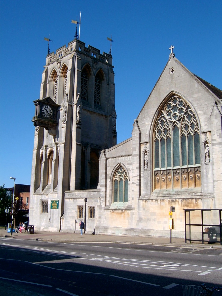 St Johns Church - High St View.JPG