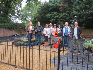 Epping in Bloom Community Garden